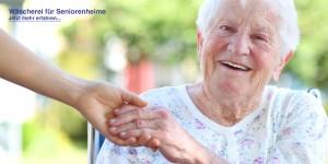 Wäscherei für Altenheime